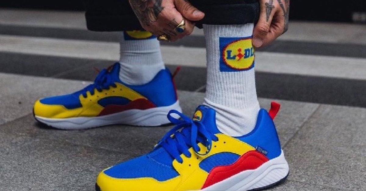 Le scarpe di Lidl da € 12,99 arrivano anche in Italia: ecco quando