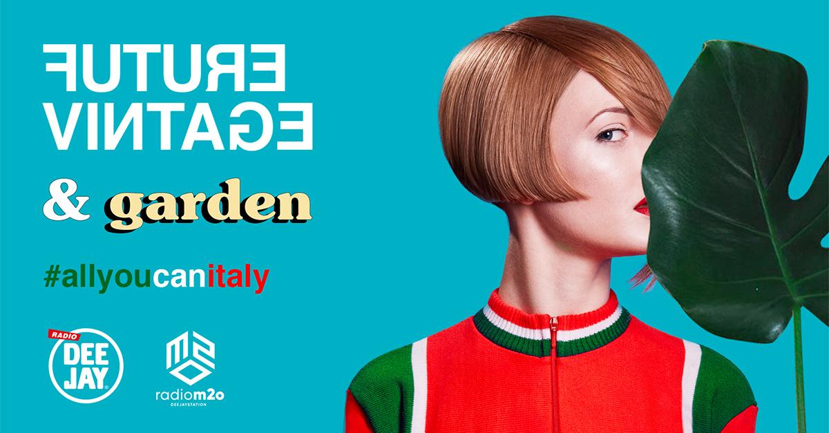 """Future Vintage: una nuova edizione tutta """"all'italiana"""" con una nuova area garden"""