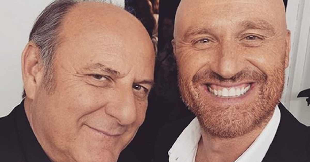 Gerry Scotti torna su Instagram nel giorno del suo compleanno