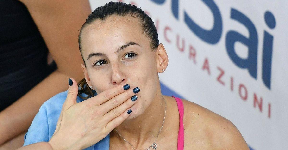 Olimpiade da mamma o allargare la famiglia? Tania Cagnotto annuncia la sua decisione