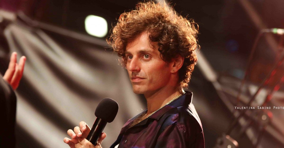 Ghemon a Deejay On Stage: guarda i video del concerto