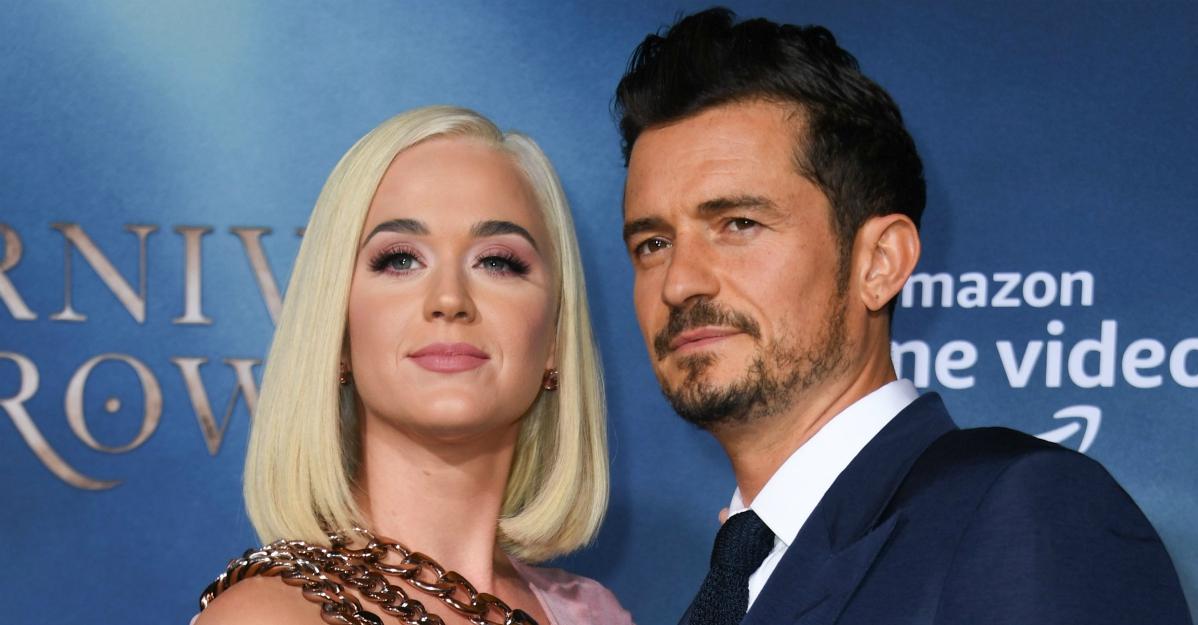 È nata la figlia di Katy Perry e Orlando Bloom: l'annuncio sui social è più di una foto