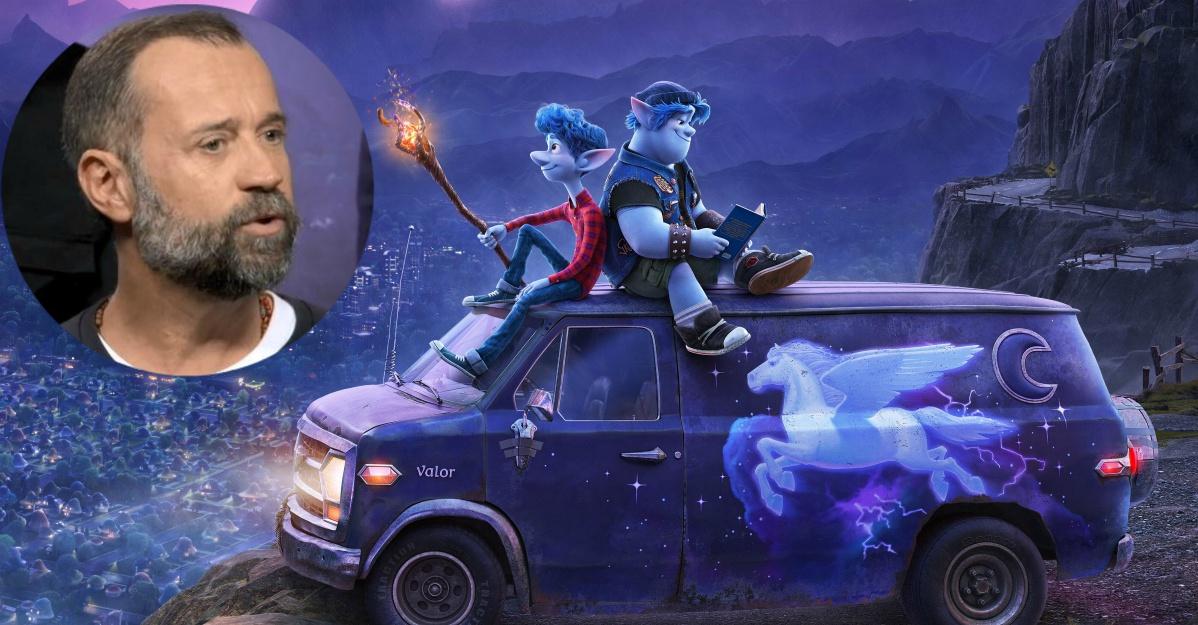"""Fabio Volo presta la voce a """"Onward"""", il nuovo film Disney dalle atmosfere anni '80"""