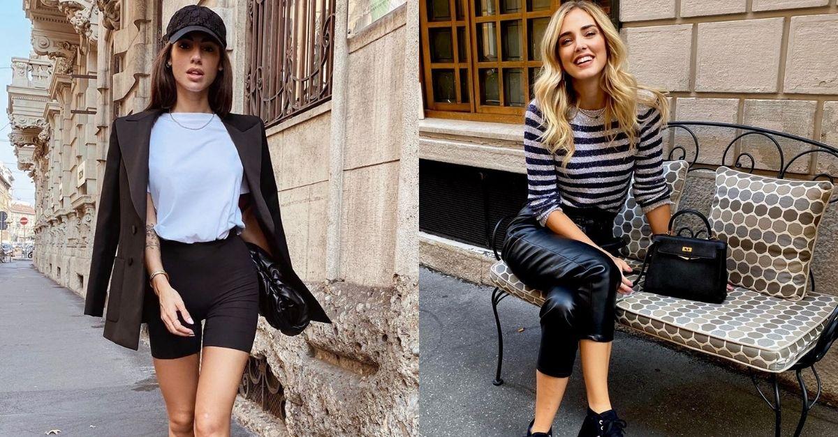 Moda autunno 2020: blazer e pantaloni di pelle sono i must have della stagione