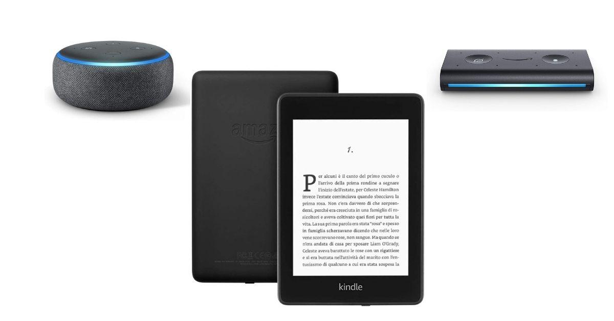 I prodotti Amazon che rendono la vita più semplice