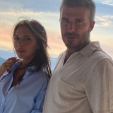 """The Sun: """"Victoria e David Beckham hanno avuto il Covid ma hanno tenuto il segreto"""""""