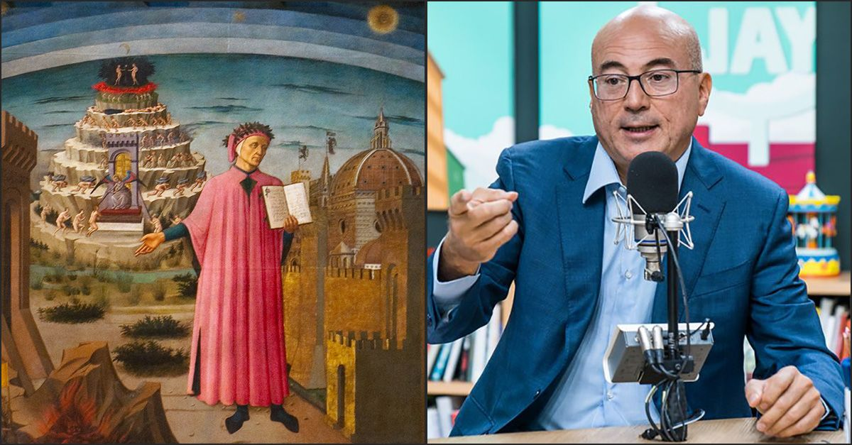 """""""A riveder le stelle"""", Aldo Cazzullo racconta Dante, il poeta che inventò l'Italia"""