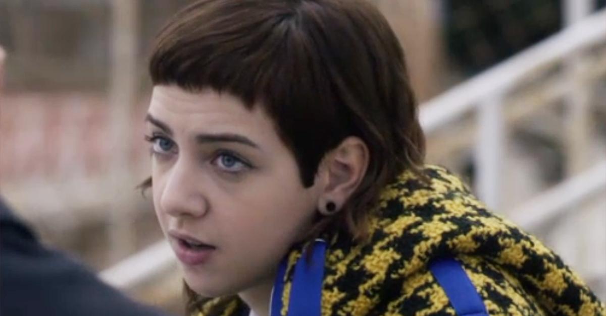 Anna Lou, figlia di Morgan e Asia Argento, debutta in 'Baby': ecco la sua prova da attrice