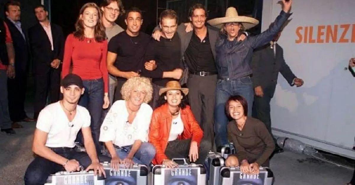 Grande Fratello, la reunion a 20 anni dalla prima edizione: ecco come sono oggi i concorrenti