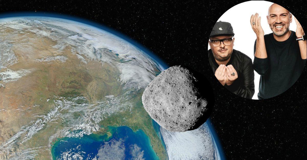 Bombe sull'asteroide. Come in Armageddon? Ce lo spiega Mario, astronauta di Altamura