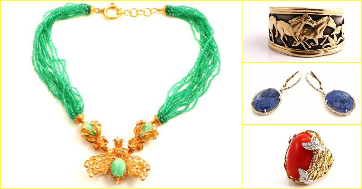"""I gioielli di Moira Orfei: oro, diamanti e smeraldi nel """"tesoro"""" della regina del circo"""