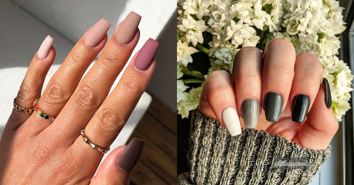 """Unghie d'autunno, la nuova tendenza sono le """"gradient nail"""": ecco come realizzarle"""