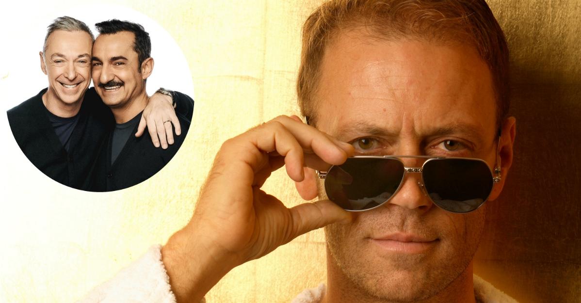Rocco Siffredi positivo al coronavirus: la telefonata in diretta da Linus e Nicola