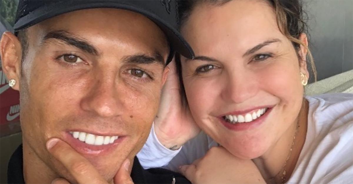 """Ronaldo, polemica per la frase della sorella Katia Aveiro: """"Il Covid è la più grande frode mai vista"""""""