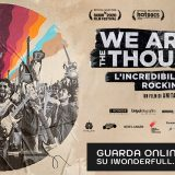 """We Are The Thousand - L'incredibile storia di Rockin'1000"" è in streaming"