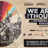 """""""We Are The Thousand - L'incredibile storia di Rockin'1000"""" è in streaming"""