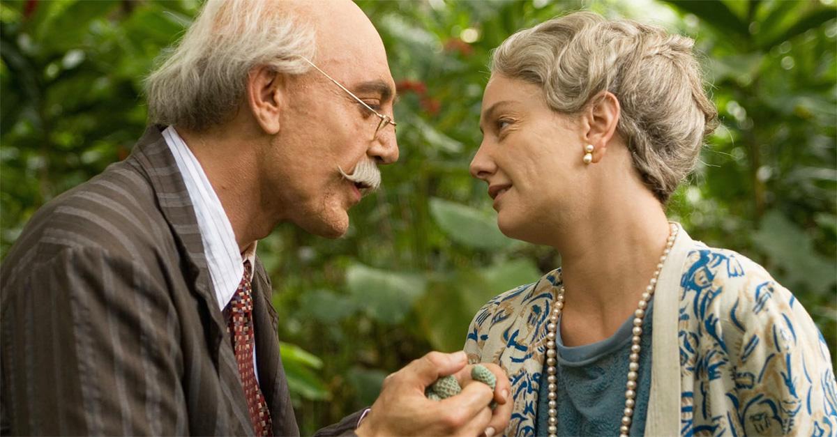 """""""Dopo 53 anni ,7 mesi, 11 giorni e notti, il mio cuore finalmente si è placato"""""""