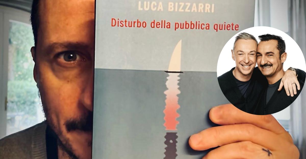 Il primo libro di Luca Bizzarri racconta la strana notte di 2 poliziotti e un senegalese