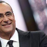 """Carlo Conti positivo: condurrà """"Tale e quale show"""" da casa"""