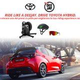 Gioca e vinci con Toyota! In palio tanti premi per migliorare la tua riding experience