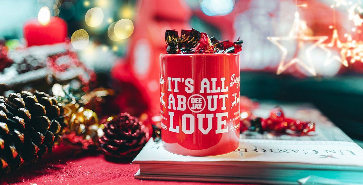 Deejay Official Store: scopri tutta la collezione di Natale