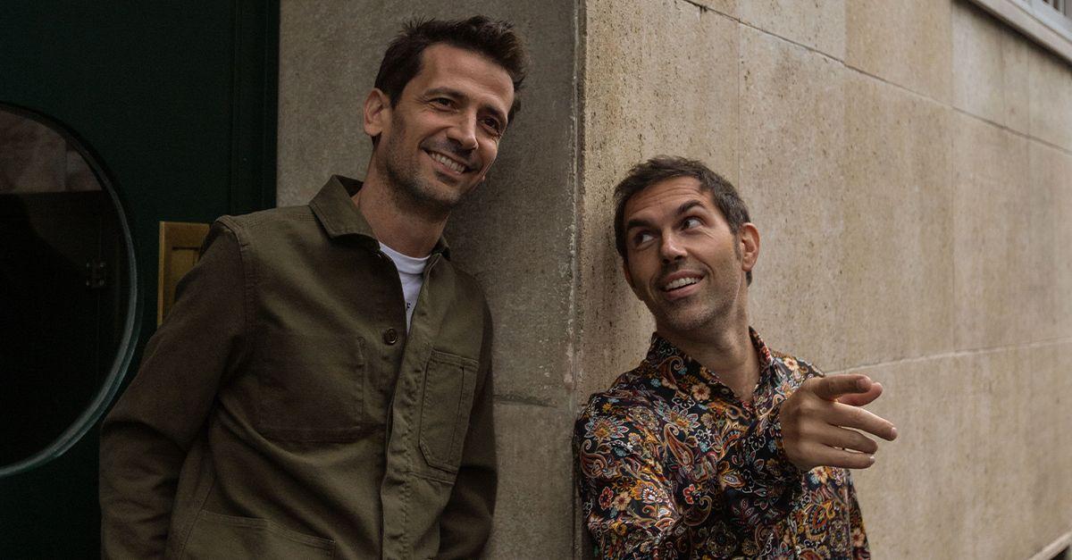 """Zero Assoluto, il ritorno del duo anni 2000: """"Abbiamo portato il rap melodico in Italia"""""""
