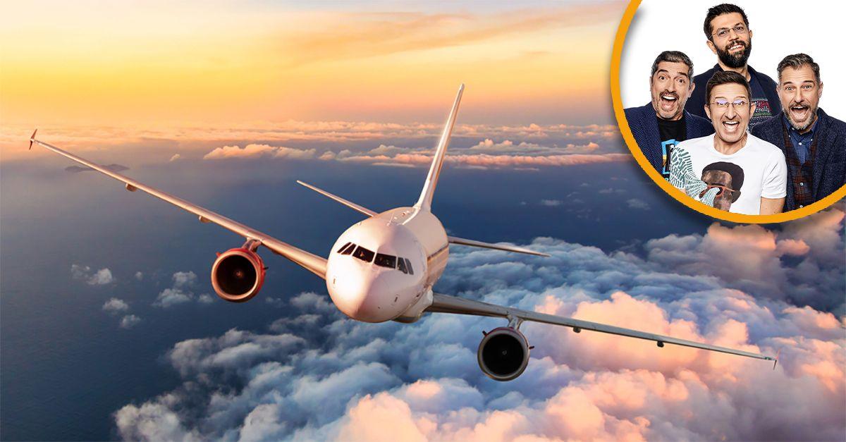 """Nasce """"Negazionair"""", la prima compagnia aerea per no-vax e negazionisti"""