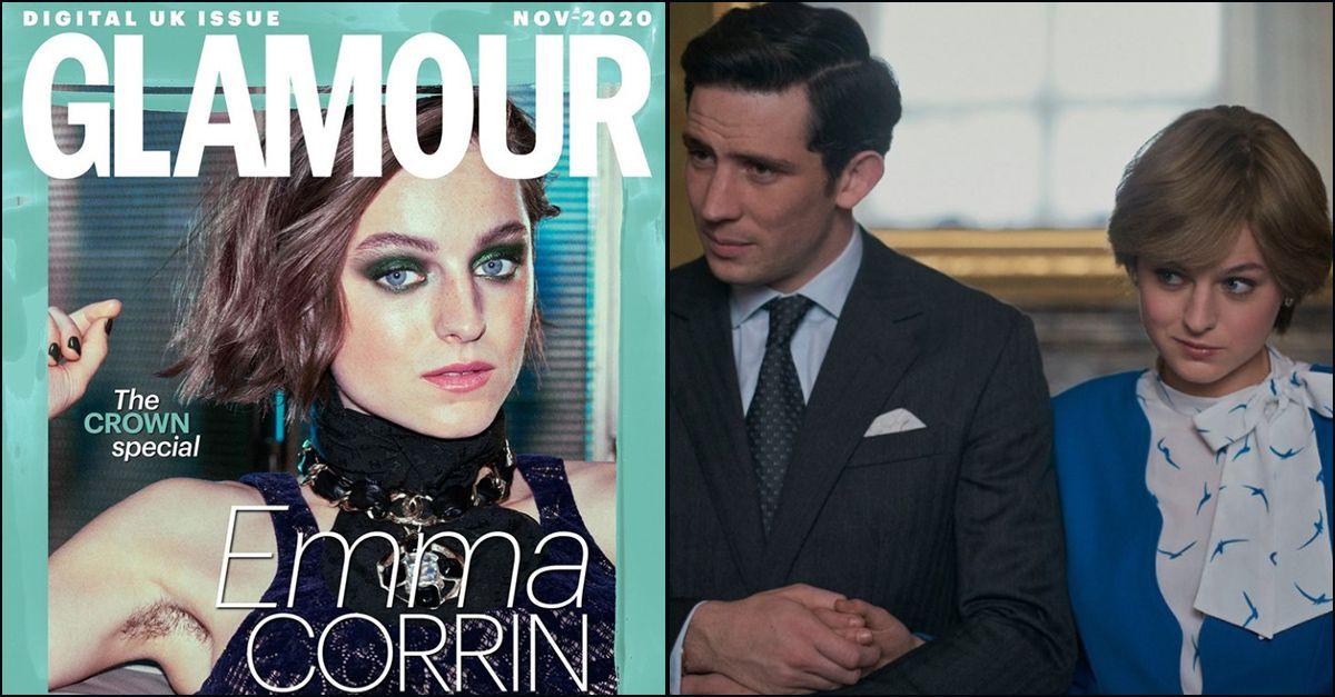 """Emma Corrin, la Lady D """"No-Wax"""". L'attrice di The Crown: """"Non voglio più depilarmi"""""""