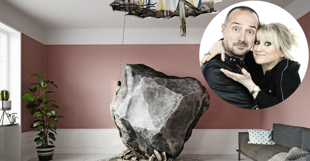Un meteorite cade sulla sua casa, lo vende e diventa milionario