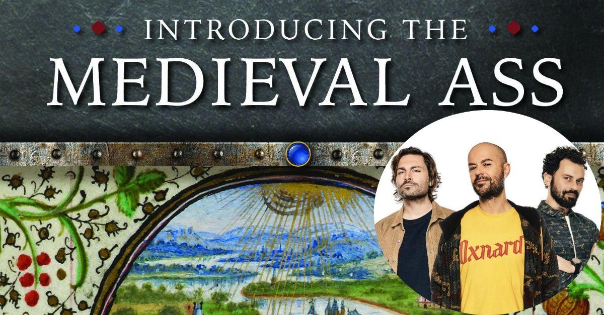 """""""Introduzione al culo medievale"""" perde il premio per titolo di libro più strano del 2020"""