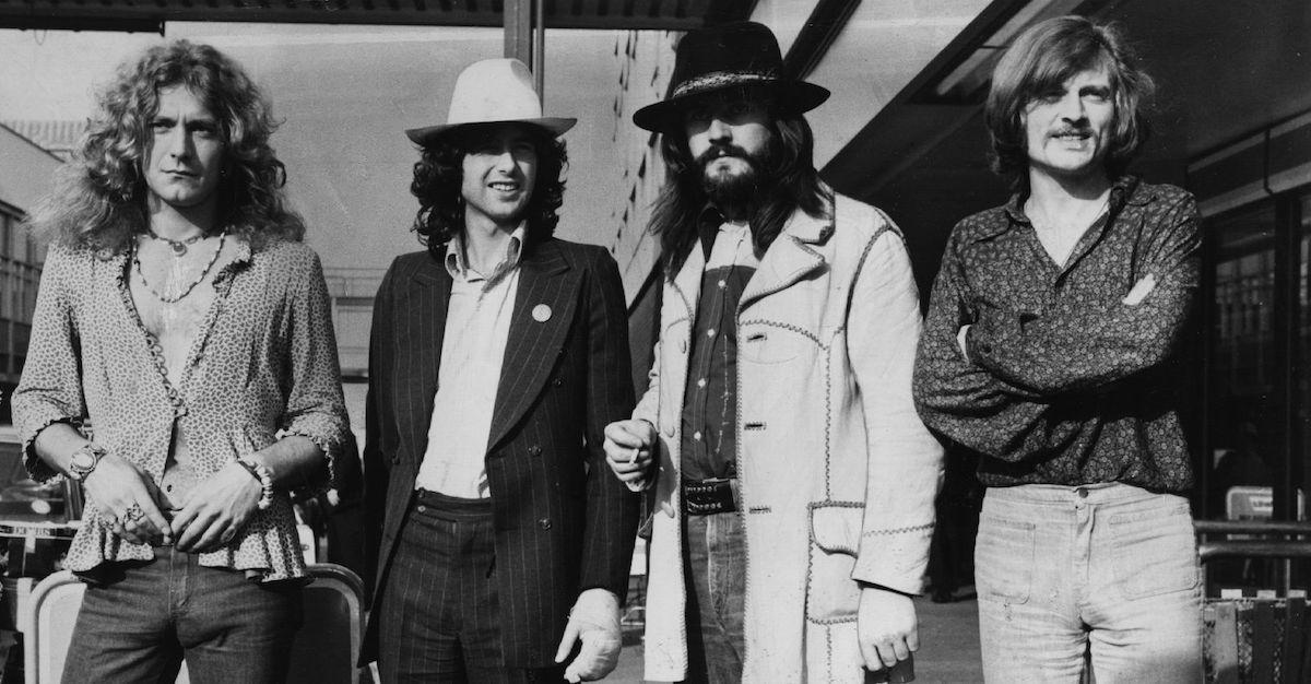 Led Zeppelin, sono passati 40 anni dal loro addio