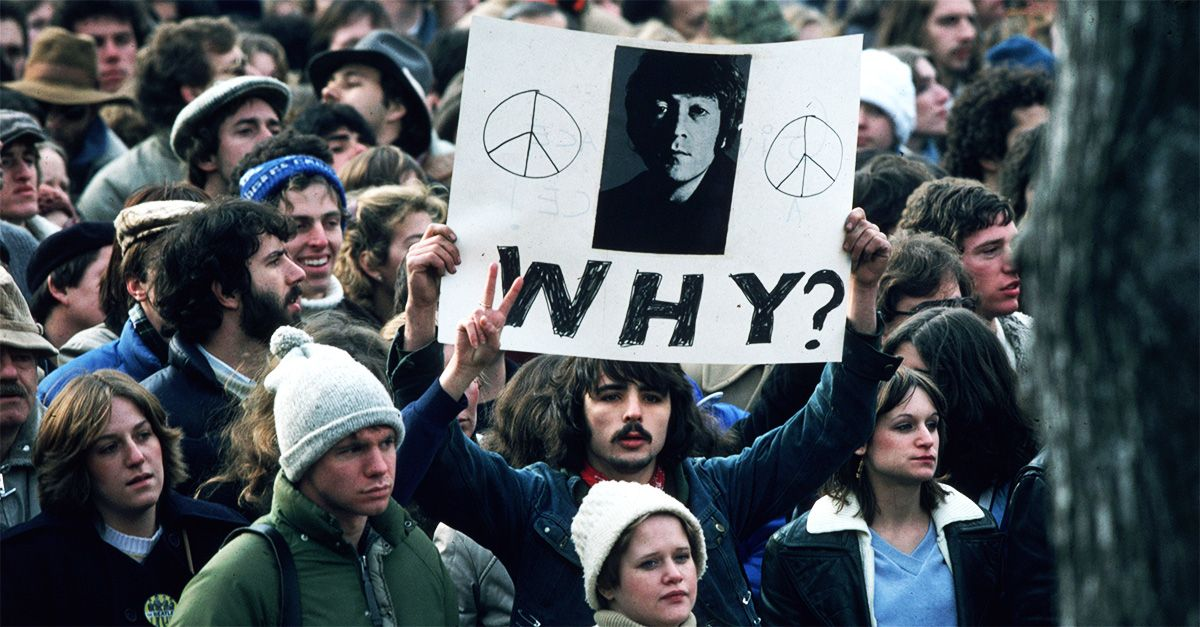 L'ultimo giorno di John Lennon: 40 anni fa l'omicidio al Dakota