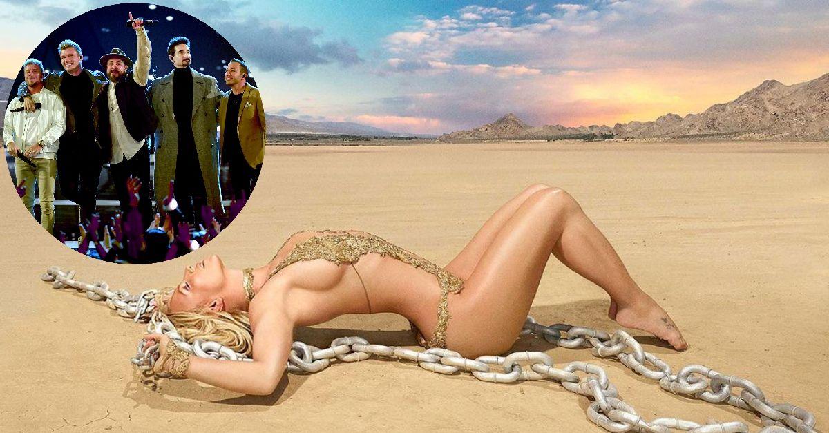 """Britney Spears feat Backstreet Boys: ecco la canzone insieme. """"Ce la chiedono da 20 anni"""""""