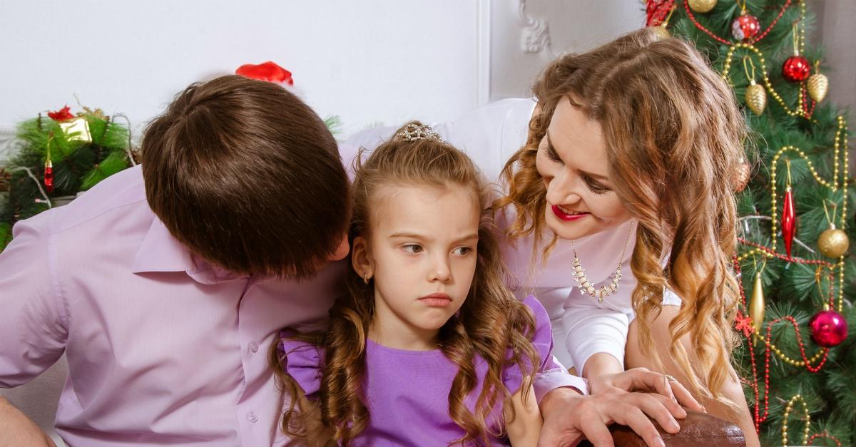 Genitori separati: è giusto riunirsi per il Natale? La risposta della psicologa
