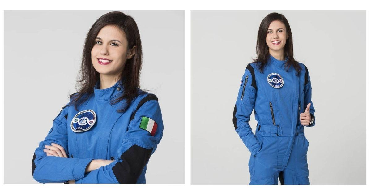 Dai banchi di scuola alle stelle, il sogno spaziale di Linda è fare l'astronauta: l'intervista di Wad