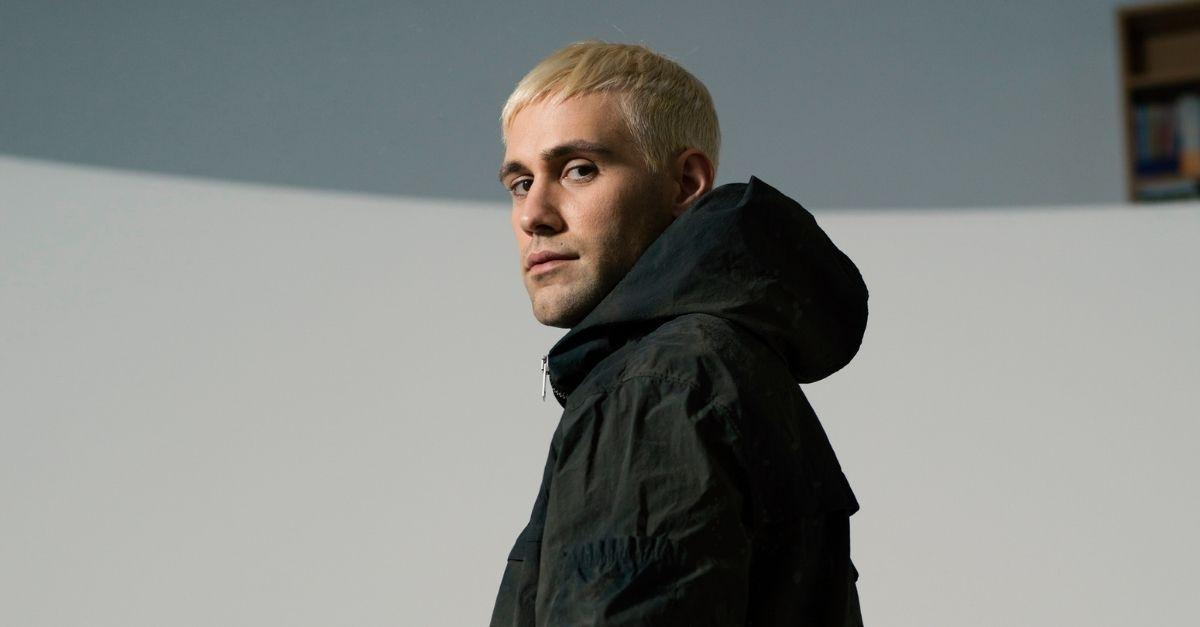 """Il nuovo disco di Mr.Rain è un """"elogio alla pioggia"""": il rapper in diretta con Wad"""