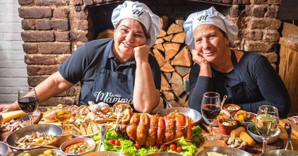 A Londra c'è un ristorante dove le mamme italiane cucinano per chi è lontano da casa