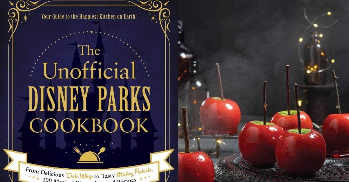 Il libro delle ricette ispirate ai cartoni animati Disney