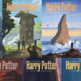 L'italiano Michele De Lucchi crea le nuove copertine dei libri di Harry Potter