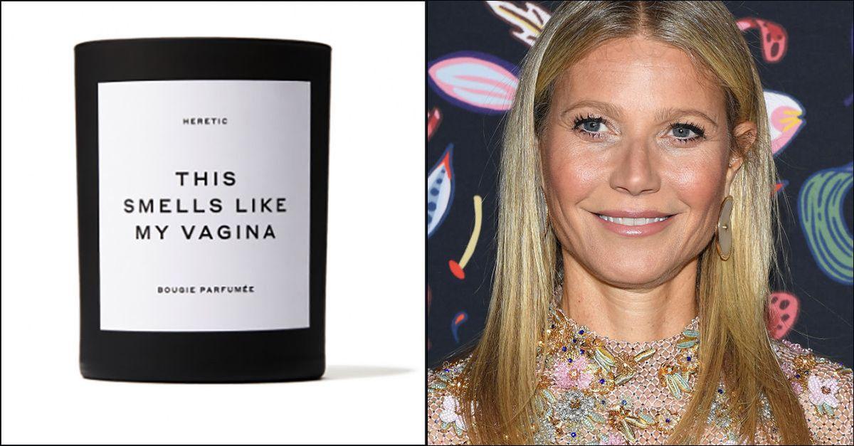 La celebre candela di Gwyneth Paltrow esplode nel soggiorno di una casa londinese