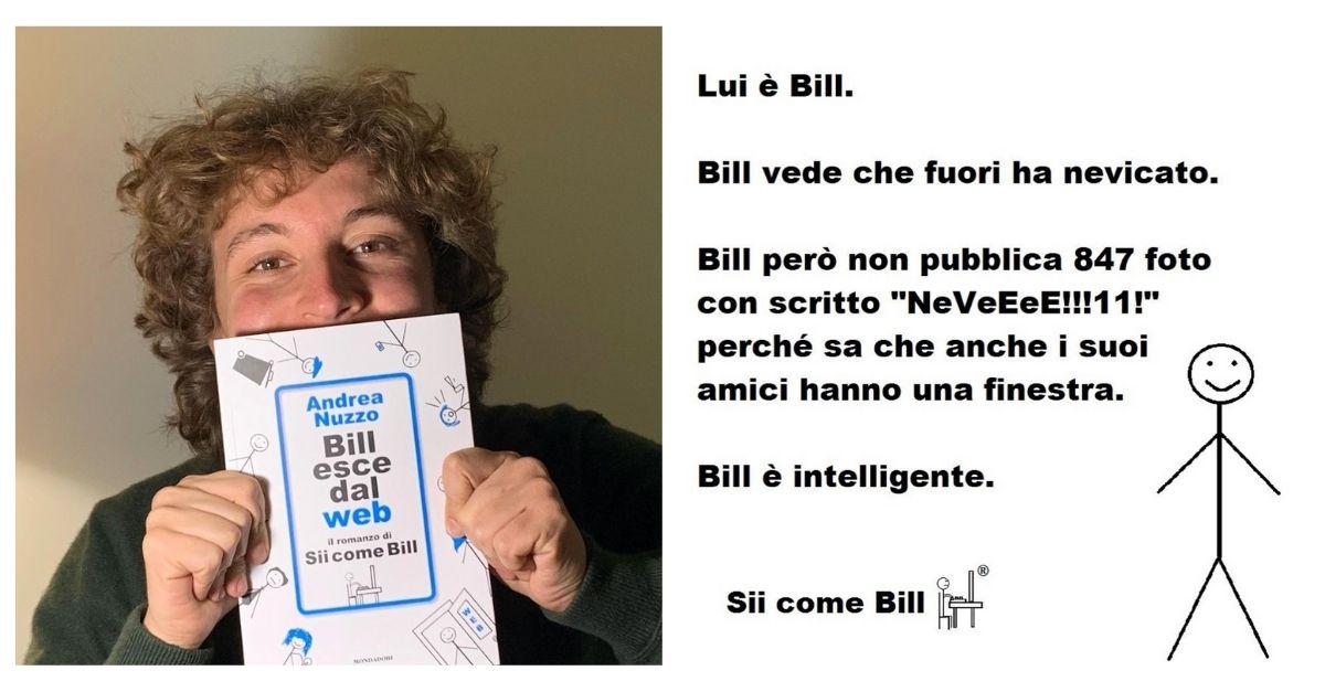 Andrea Nuzzo, l'inventore dell'omino stilizzato più famoso del web, in diretta da Wad