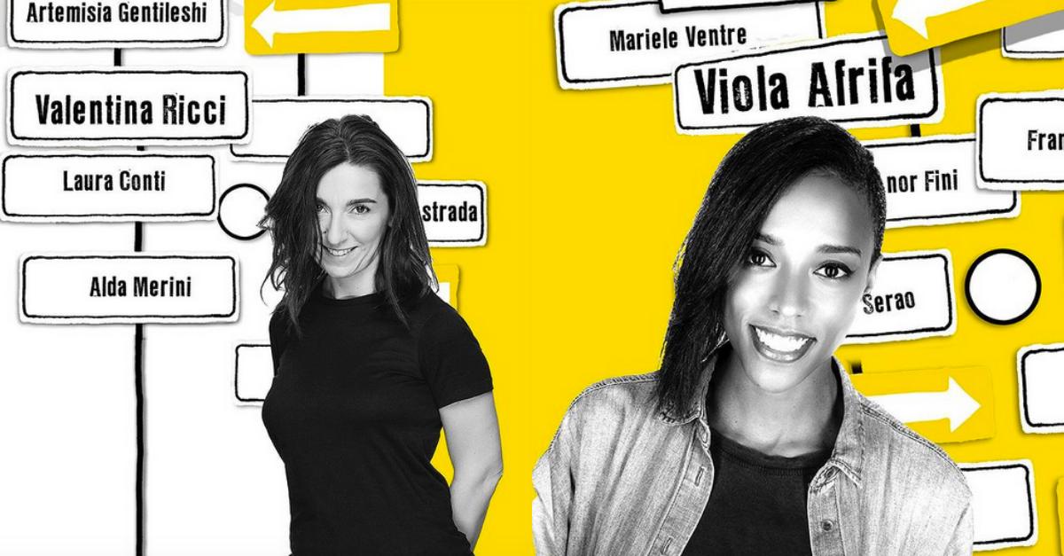 Via Libera, il libro che racconta 50 donne che si sono fatte strada