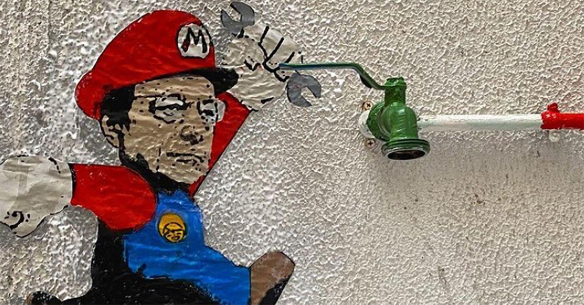 Il governo tecnico spiegato con la metafora dell'idraulico (con Francesco Lancia e Tvboy)