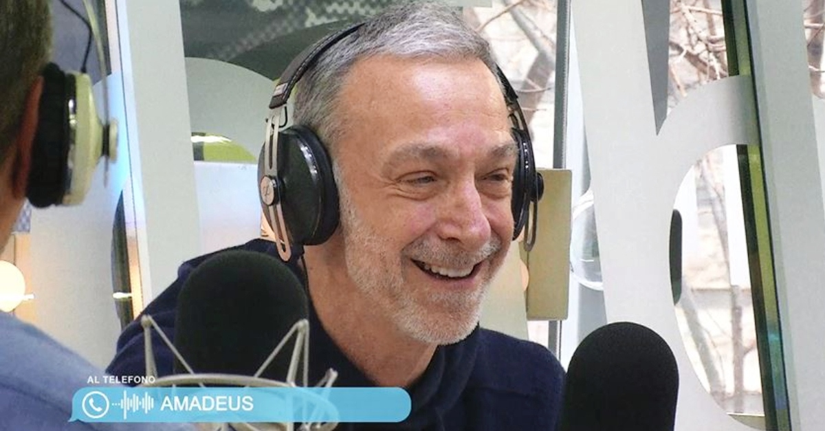 Amadeus alla vigilia di Sanremo: l'intervista di Linus e Nicola a Deejay Chiama Italia