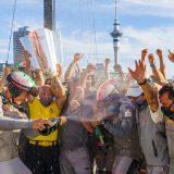 Lo skipper di Luna Rossa Max Sirena a Deejay Chiama Italia: l'intervista di Linus e Nicola