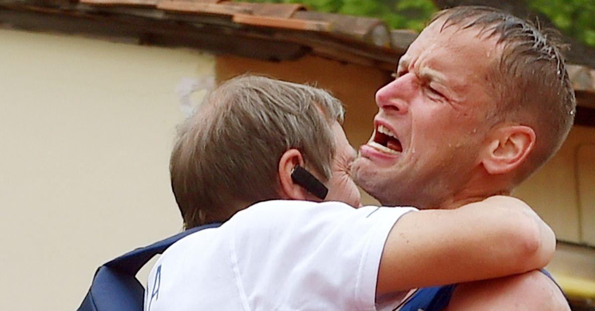"""""""Un complotto per farlo fuori"""": Linus racconta in 3 minuti l'odissea di Alex Schwazer"""