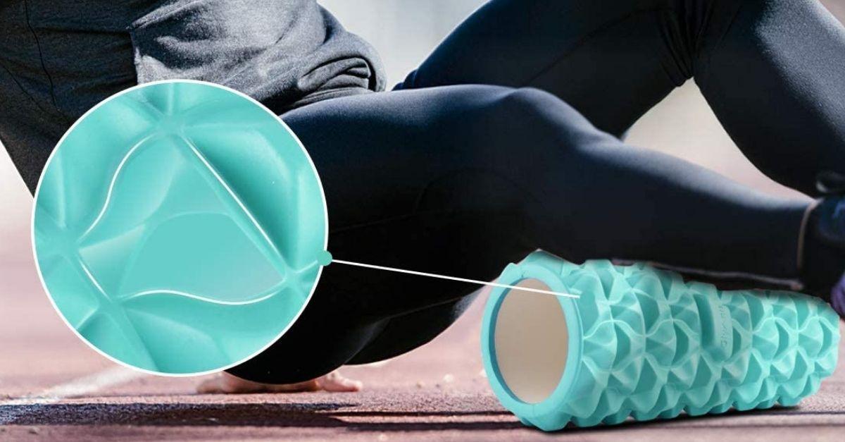 Tutti i benefici dei massaggi muscolari con il foam roller