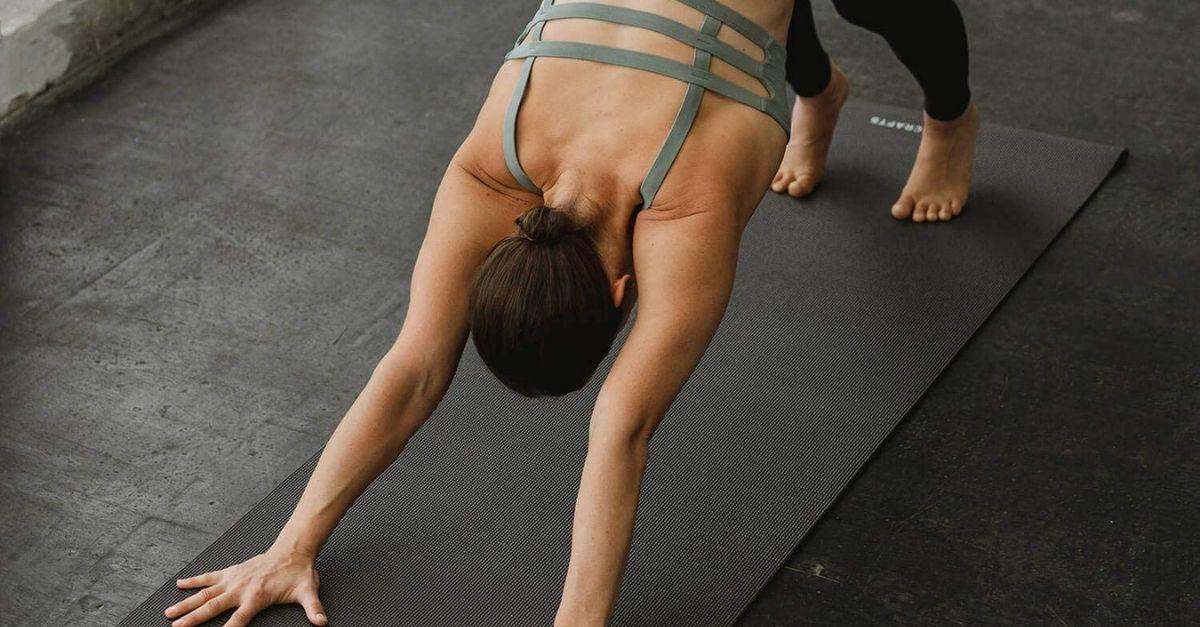È un buon momento per iniziare (o ricominciare) a fare yoga: il tappetino perfetto