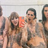Måneskin, Instagram censura la foto scattata nei camerini di Sanremo