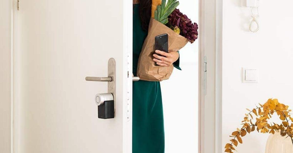 La serratura smart che trasforma lo smartphone nella chiave di casa